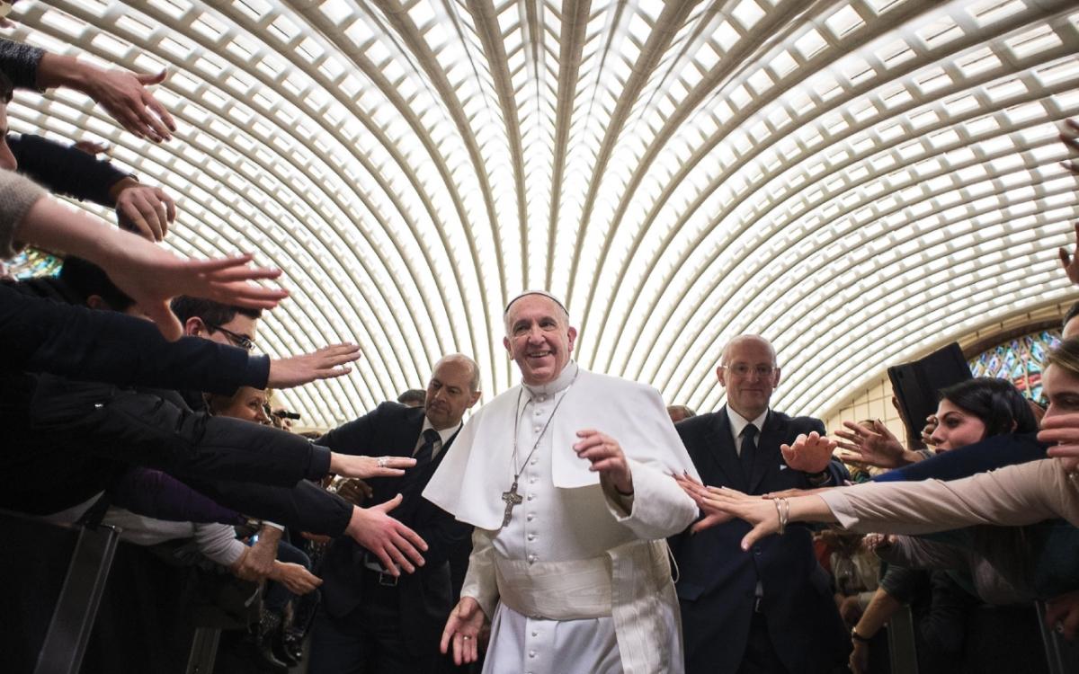 5 lecciones de branding del Papa Francisco